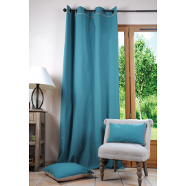 Lovely casa tenda Duo 135 x 250 cm colore Bleu/Lino